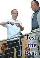 Test the Best! FU Informatik