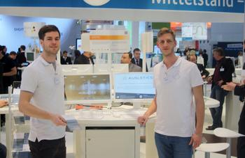 AUGLETICS at CeBIT 2015